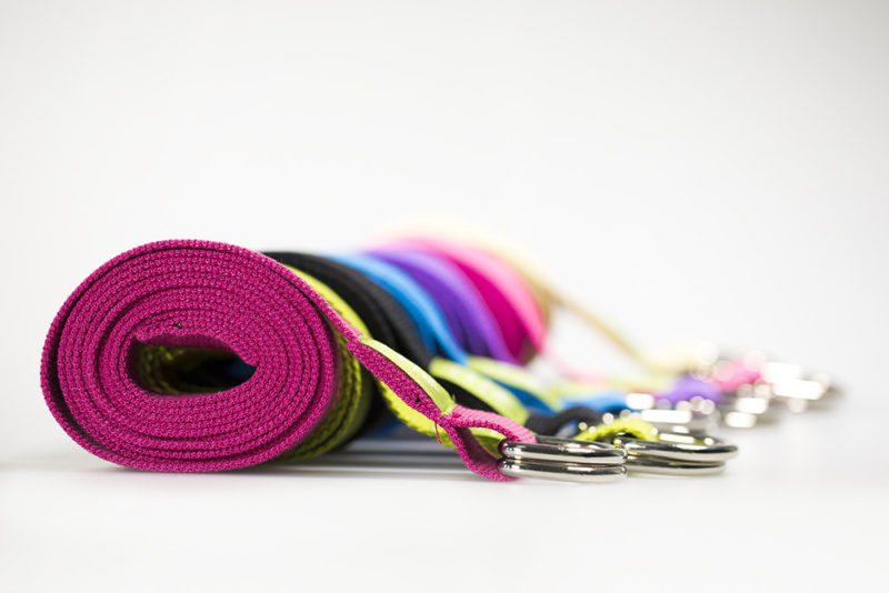 D ring Yoga Belts