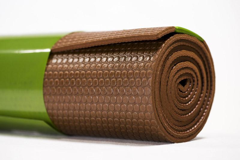 Brown Yoga Mat