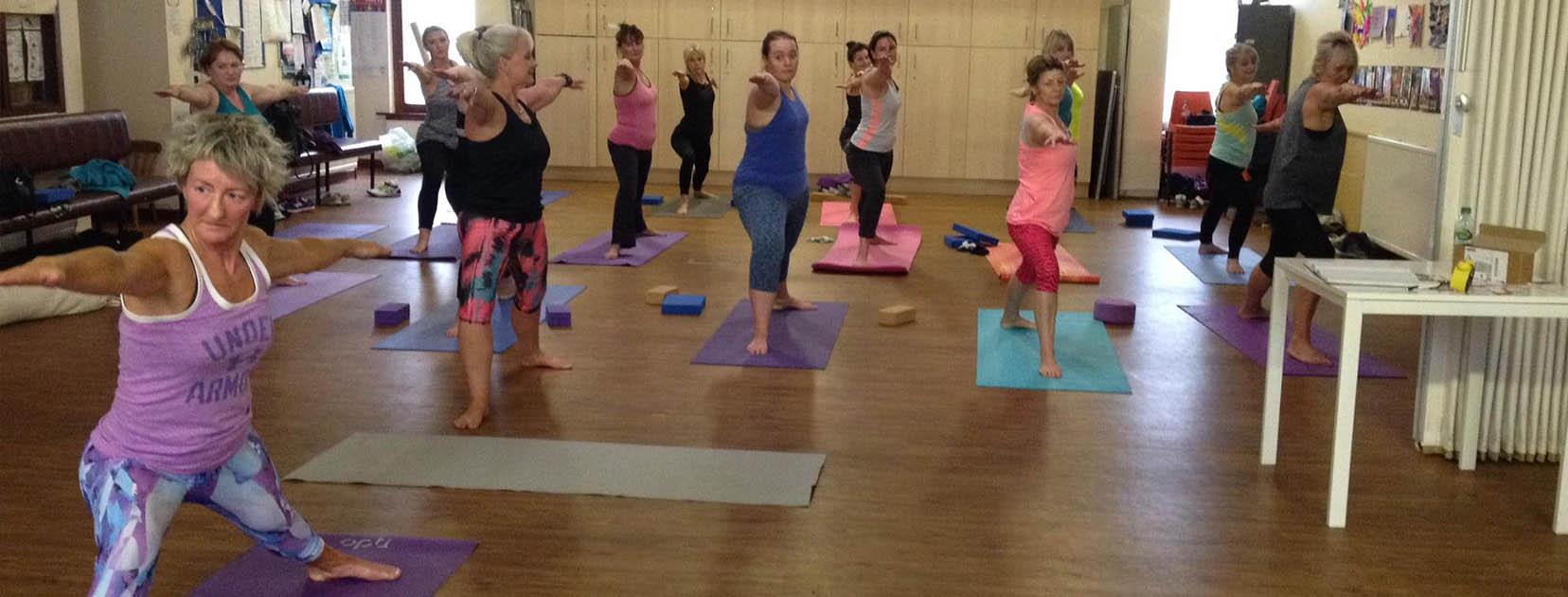Yoga Rose Class