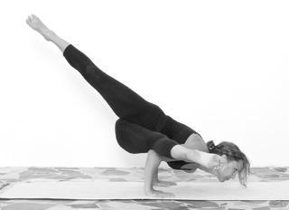 Andrea Lutz Yoga Workshop